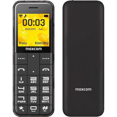 MaxCom MM111 Black EU