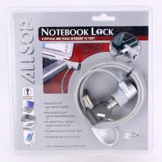 ALLSOP NOTEBOOK LOCK