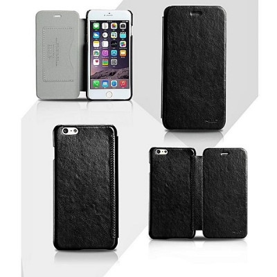 BOOK CASE KALAIDENG ΓΙΑ  IPHONE 6 BLACK