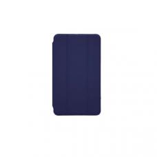 BOOK με Σιλικόνη Flip Cover Για Huawei MatePad T8 8.0 Μπλε