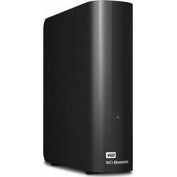 Western Digital WD Elements Desktop Hard Drive 4TB USB 3.0