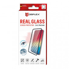 DISPLEX PRO CARE FC REAL GLASS SAMSUNG S21 PLUS black