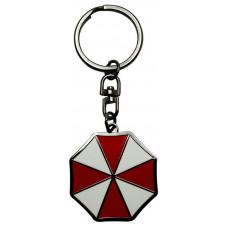 Abysse Resident Evil - Umbrella Logo Metal Keychain (ABYKEY125)