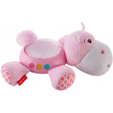 Fisher Price - Hippo Projection Soother (FGG89)