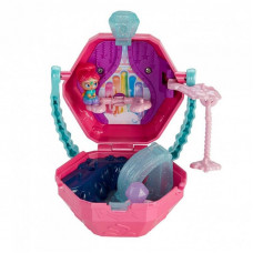 Fisher-Price Shimmer & Shine Teenie Genies - Rainbow Zahramay On-the-Go Playset (FHN38)