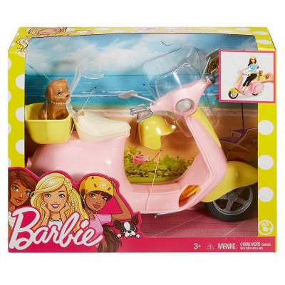 Mattel Barbie - Scooter (FRP56)