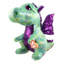 TY Beanie Boos - Cinder the Dragon Plush Toy (40cm) (1607-37099)
