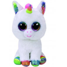TY Beanie Boos - PIXY the Unicorn (Glitter Eyes) (23cm) (1607-37157)