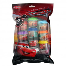 AS Disney Πλαστελίνα 10 Βαζάκια Πλαστελίνης σε Σακουλάκι Cars (1045-03559)