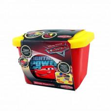 AS Disney Cars 3 - Βαλιτσακι Πλαστελινης Και Καλουπακια (1045-03573)