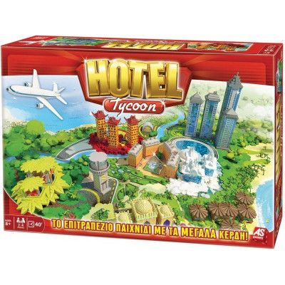 AS Hotel Tycoon Επιτραπέζιο (1040-20187)