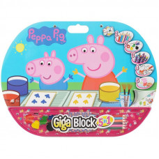AS Giga Block 5 in 1 Peppa Pig (62714) (1023-62714)
