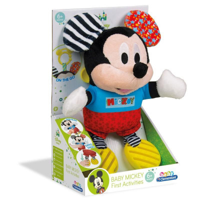 AS Disney Baby Clementoni - Baby Mickey First Activities (1000-17165)