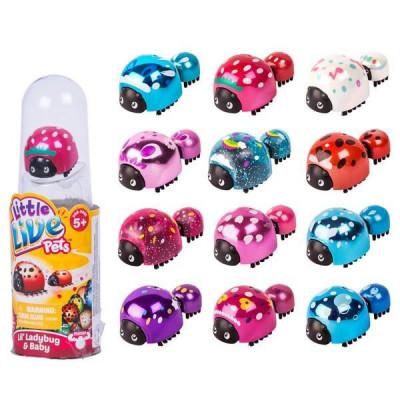 Giochi Preziosi Little Live Pets - Ladybug (LPL00000)