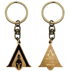 Assassins Creed - Crest Odyssey Metal Keychain (ABYKEY249)