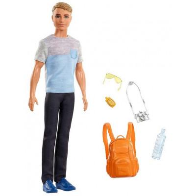 Barbie Dreamhouse Adventures Travel Accessories - Ken Doll (FWV15)