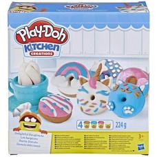 Hasbro Play-Doh Kitchen Creation Delightful Donuts (E3344EU4)