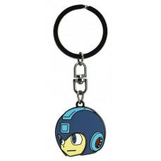 Abysse Megaman - MegamanS Head Metal Keychain (ABYKEY268)