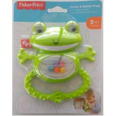 Fisher Price - Shake & Rattle Frog (GGF03)