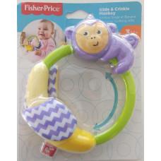 Fisher Price - Slide & Crinkle Monkey (GGF06)
