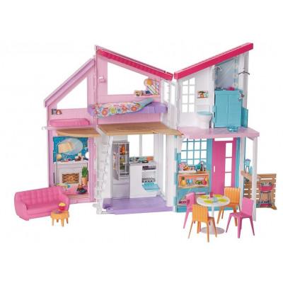 Mattel Barbie - Malibu House Playset (FXG57)