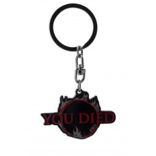 Abysse Dark Souls - You Died Metal Keychain (ABYKEY299)