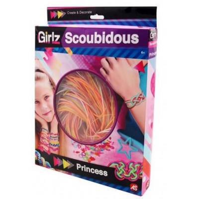 AS Girlz Scoubidous - Princess (1080-11281)