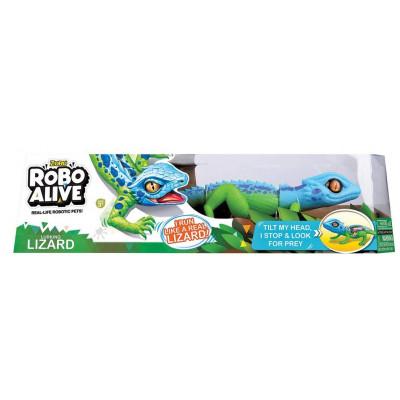 AS Zuru Robo Alive - Indo-Chinese Lizard (1863-25234)