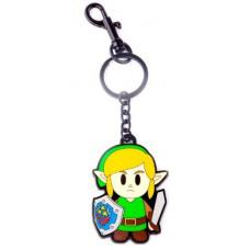 Difuzed Zelda LinkS Awakening - Link Metal Keychain (KE618580ZEL)