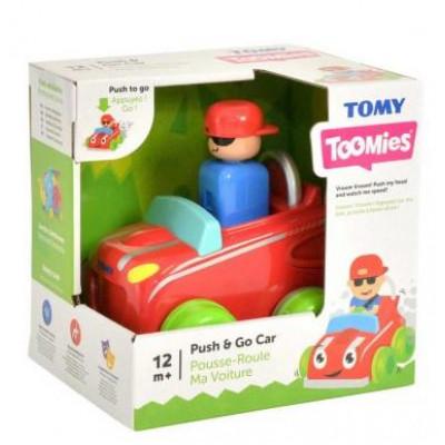 Tomy Toomies - Push & Go Car (1000-11012)