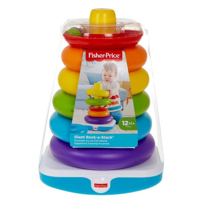Fisher-Price Giant Rock-A-Stack (GJW15)