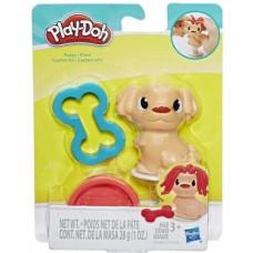 Hasbro Play-Doh: Mini Pet Tools Kit - Puppy (E2238)