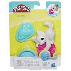 Hasbro Play-Doh: Mini Pet Tools Kit - Kitty (E2237)