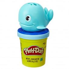 Hasbro Play-Doh: Mini Can Topper - Whale (E3411)