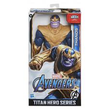 Hasbro Marvel Avengers Blast Gear: Titan Hero Series - Thanos Deluxe Action Figure (30cm) (E7381)