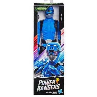 Hasbro Sabans Power Rangers: Beast Morphers - Beast-X Blue Ranger Figure (30cm) (E7803)