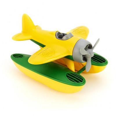 Green Toys: Seaplane - Yellow (SEAY-1030)