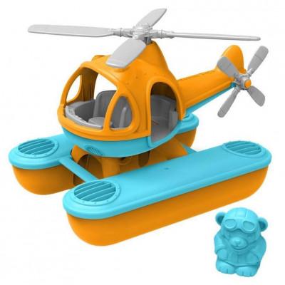 Green Toys: Sea Copter - Orange (SECO-1064)