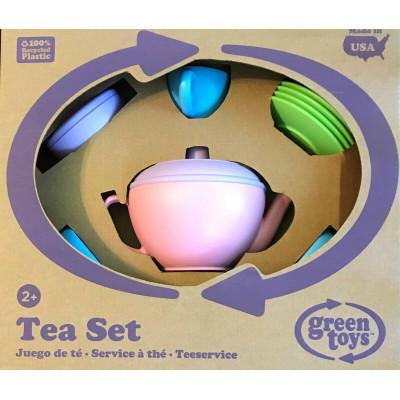 Green Toys: Tea Set (TEA01R)