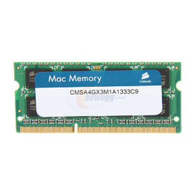 Corsair 4GB DDR3-1333MHz (CMSA4GX3M1A1333C9)
