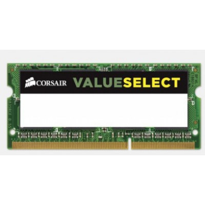 Corsair Value Select 4GB DDR3-1600MHz (CMSO4GX3M1A1600C11)