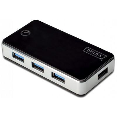 DIGITUS USB 3.0 Hub 4-port sw