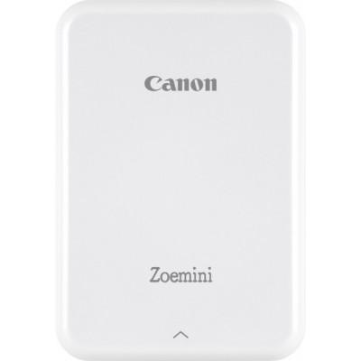 Canon Zoemini white/silver