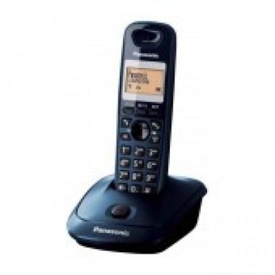 Ασύρματο Ψηφιακό Τηλέφωνο Panasonic KX-TG2511 (EU) Μπλέ
