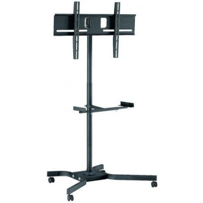 Reflecta TV Stand 42P-Shelf Extend black