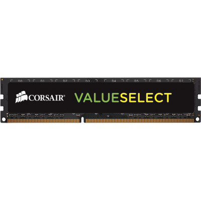 Corsair Value Select 4GB DDR3-1600MHz (CMV4GX3M1C1600C11)