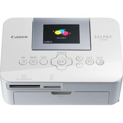 Canon Selphy CP-1000 white