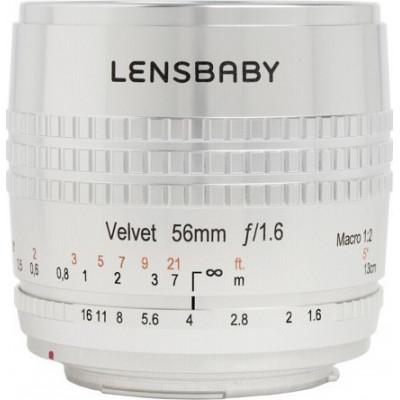Lensbaby Velvet 56 SE Nikon F
