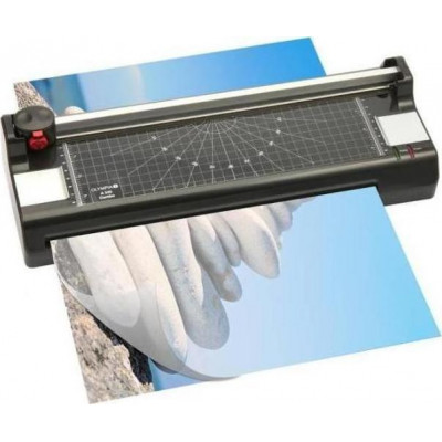 Olympia A 340 Combo DIN A3 Laminator w. Rotary Trimmer