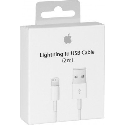 Apple Lightning to USB Cable 2,0 m                  MD819ZM/A